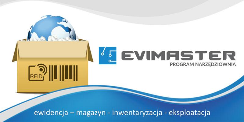 Evimaster - ewidencja - magazyn-inwentaryzacja